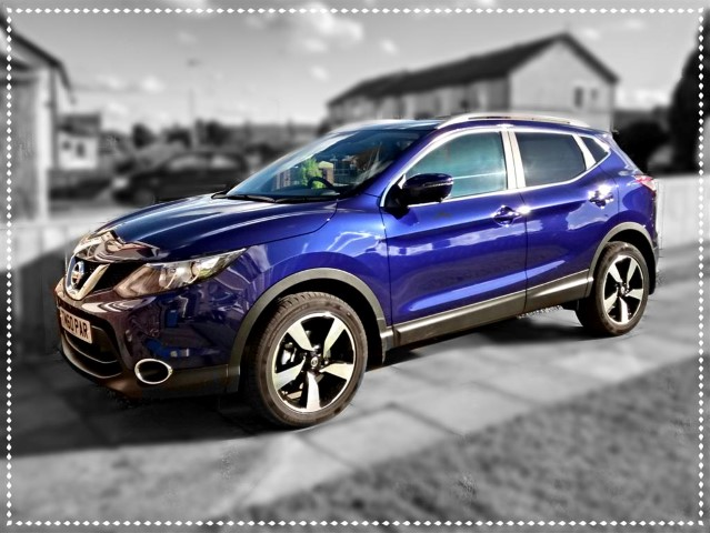 ink blue n tec 1 5 dci nissan qashqai forums. Black Bedroom Furniture Sets. Home Design Ideas