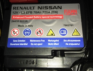 faq qq battery information nissan qashqai forums. Black Bedroom Furniture Sets. Home Design Ideas